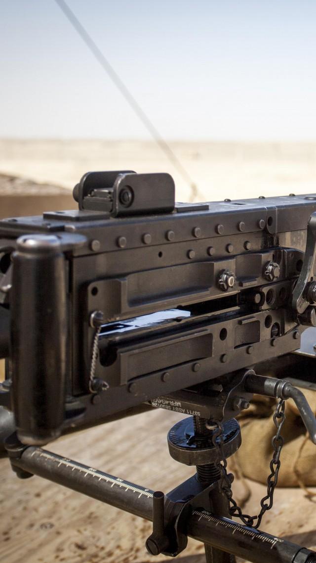 m2a1 machine gun