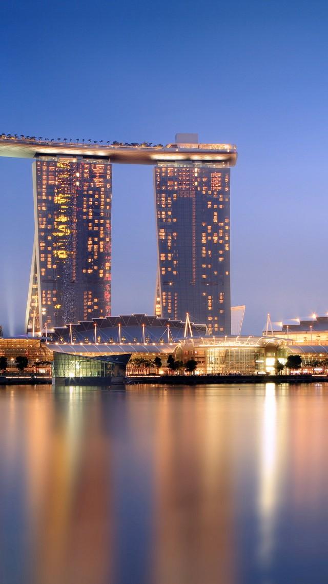 Wallpaper Marina Bay Sands Hotel Travel Booking Pool Casino Singapore Architecture 335