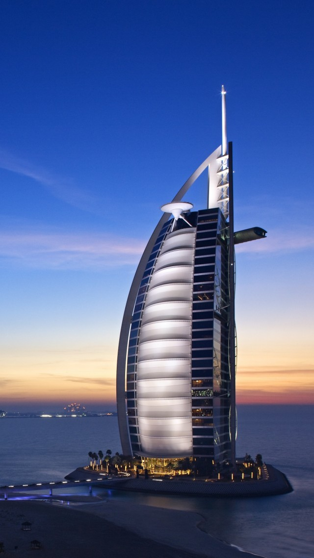Wallpaper Burj Al Arab Hotel Dubai Uae Travel Booking: burj al arab architecture