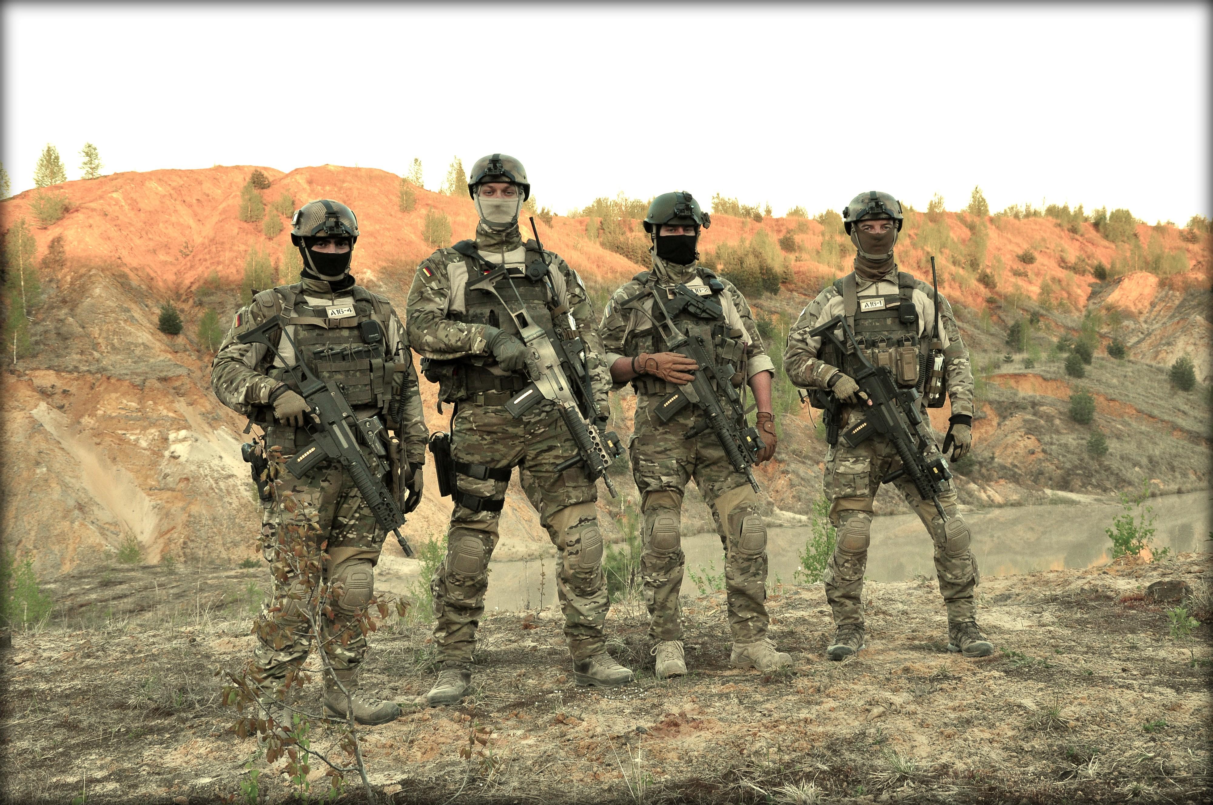 kommando spezialkrafte soldier - photo #11