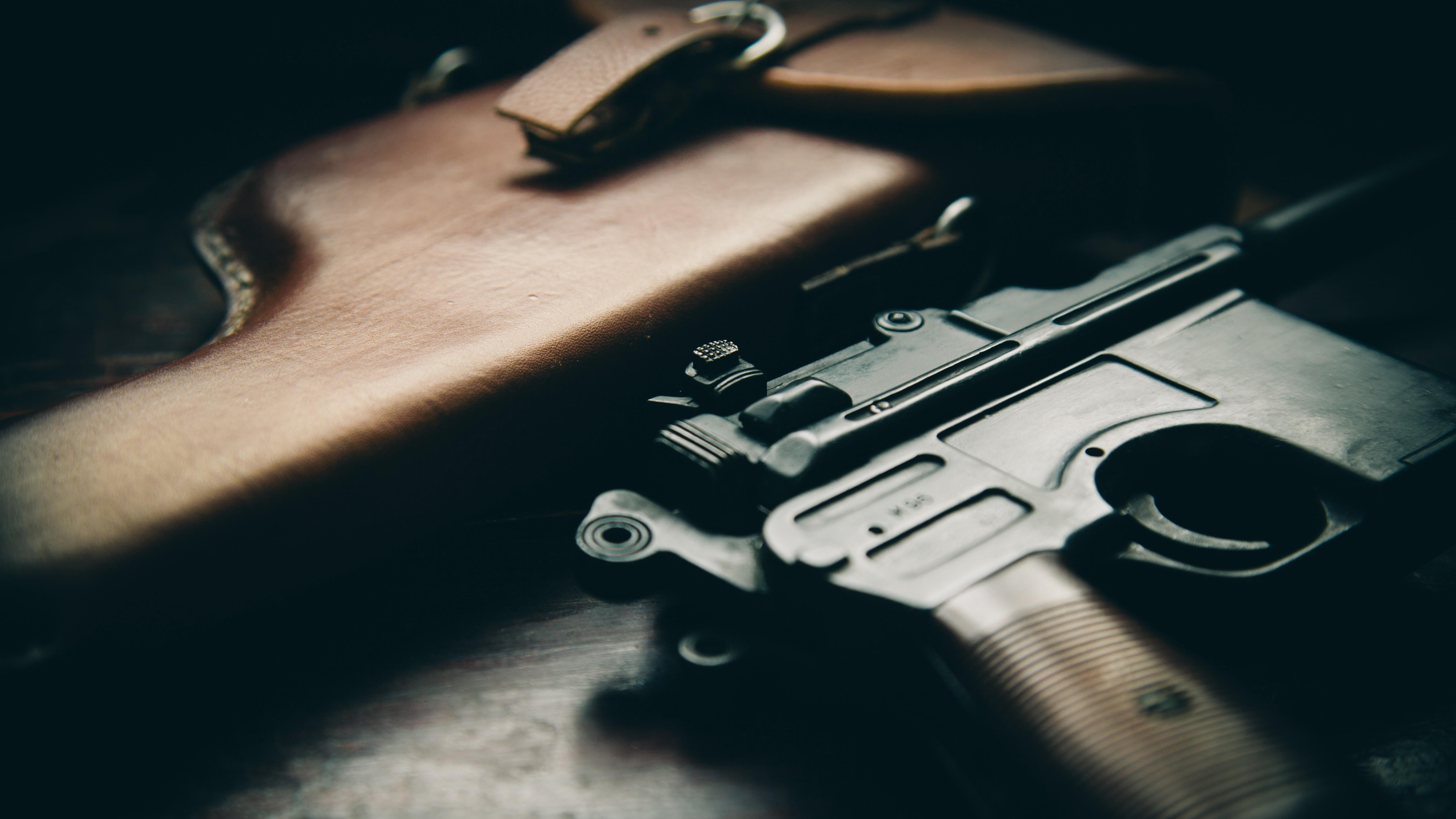 Wallpaper Mauser C96 Pistol Mauser M712 Germany