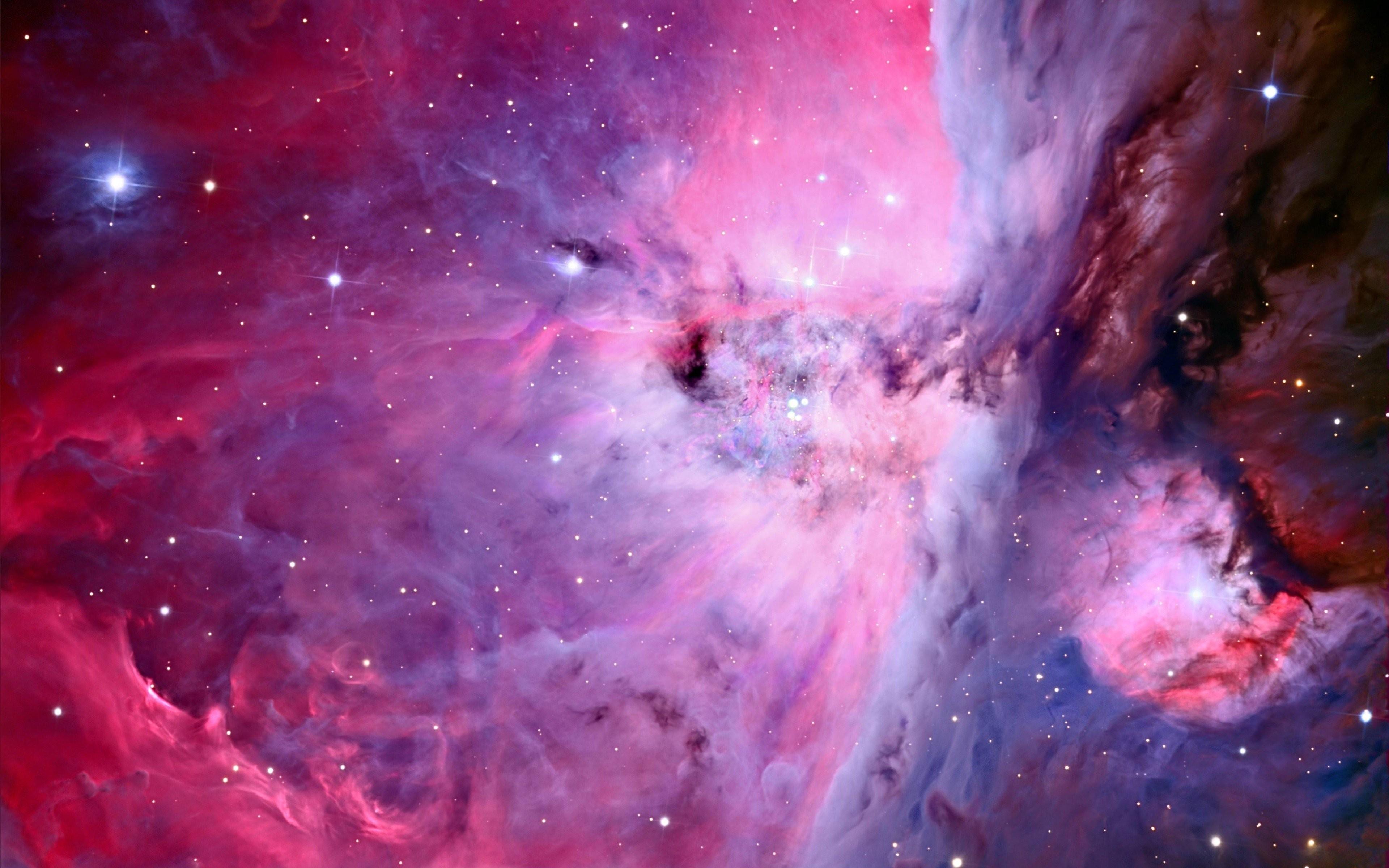 pink nebula galaxy space wallpaper - photo #45
